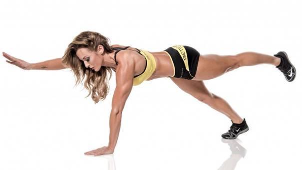 Что дает упражнение планка